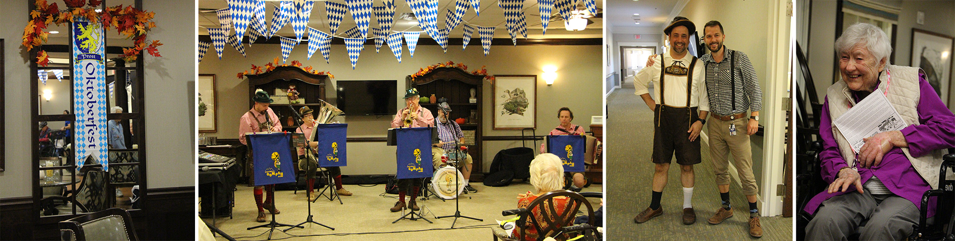 Oktoberfest at Wellmore of Tega Cay