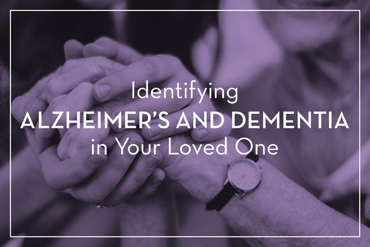 How to Identify Alzheimer's